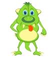 the green crock vector image