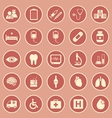 health care and medical icon vector image