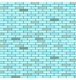 bricks wall vector image