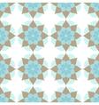 Ethnic oriental geometric seamless pattern vector image