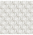 seamless pattern with winter elements christmas vector image