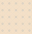 background pattern seamless geometric vector image vector image