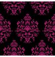Seamless violet background vector image