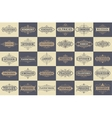Mega set of 30 labels and banners vector image vector image