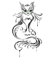 young cat vector image vector image