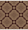 Ornament seamless vector image vector image