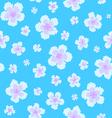 Abstract texture of sakura vector image