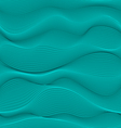 blue waves seamless texture vector image