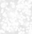 Christmas sparkling seamless vector image