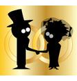 wedding bands vector image