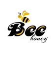 Merry bee Logo vector image