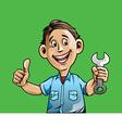 Auto Service vector image vector image
