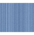 Herringbone vintage jeans vector image