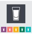 Shot drink vector image