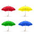umbrella 03 vector image