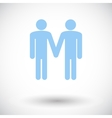Gay sign vector image