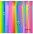 lines and drops background vector image