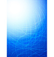 Flash background - bright and modern vector image vector image