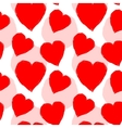 Seamless pattern for Valentines Day vector image vector image