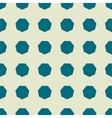 Heptagon seamless pattern 103 vector image