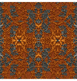 rusty metal pattern vector image