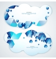 Collection banner design vector image