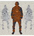 Stalker vector image vector image