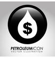 petroleum icon vector image