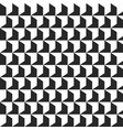 retro memphis geometric cube shapes seamless vector image