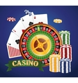 Casino icon desin vector image