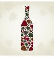 Wine4 vector image vector image