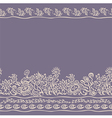 Decorative background seamless pattern vector image