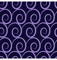 Wave geometric seamless pattern 503 vector image