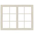 window frame vector image vector image