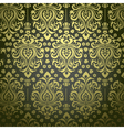 Luxury floral pattern vector image