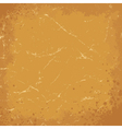 rusty grunge background vector image