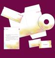 business design elements set vector image vector image