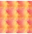 seamless orange triangle vector image