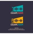Real-life room escape vector image
