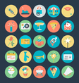 Celebration and Party Colored Icons 3 vector image