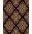 Oriental ornament for carpet vector image