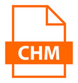 file name extension chm type