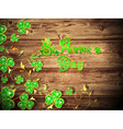 StPatrick Day vector image
