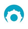 gear wheel mechanic vector image
