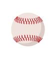 Baseball cartoon icon vector image vector image