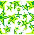 Star pattern vector image