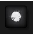 Splotch icon vector image