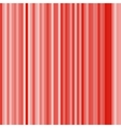 Red abstract line background vector image