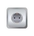 outlet vector image