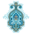Indian ethnic ornament Hand drawn ecorative vector image